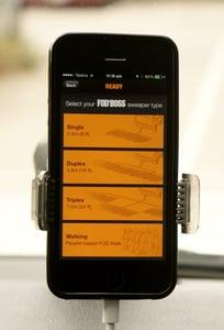 App on A Phone
