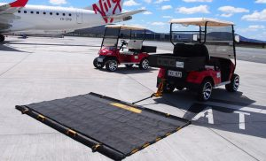 Airport Sweeper in Action by Aerosweep.com