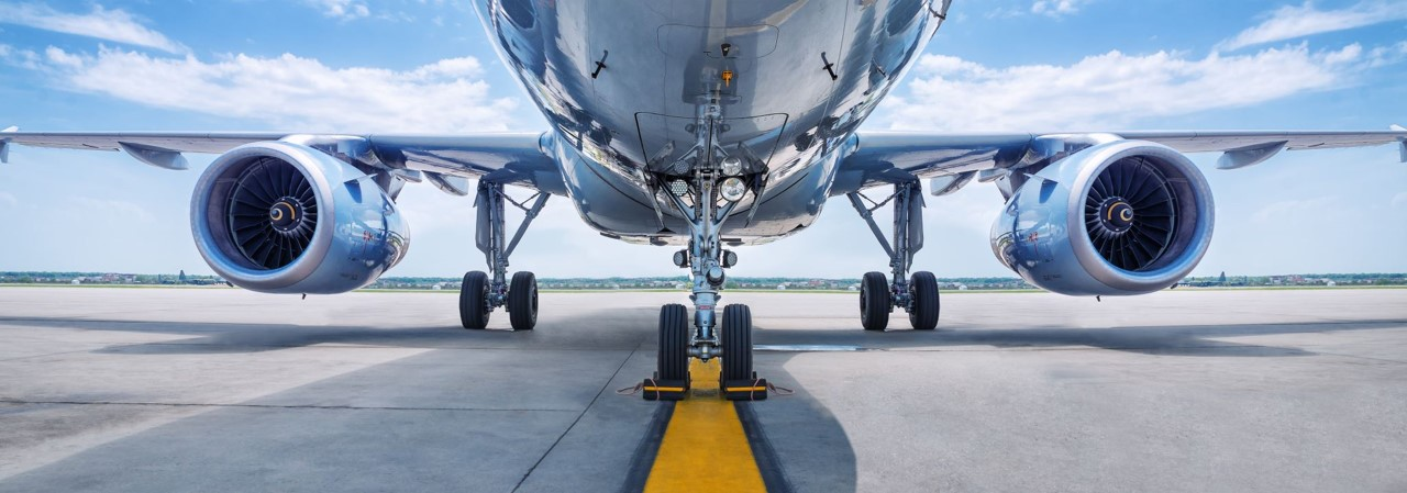 Up Close and Personal - Civil Aviation