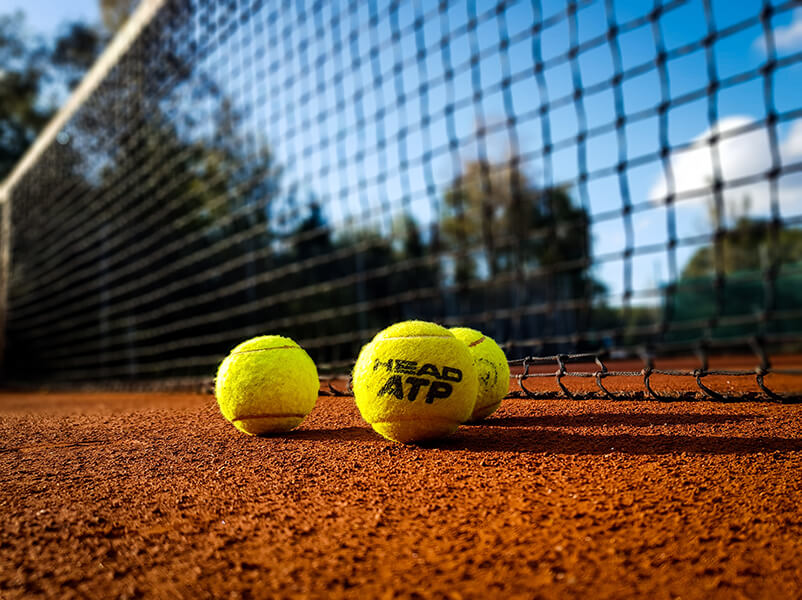 Tennis Hero Image